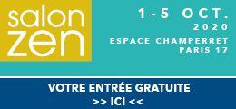 Salon Zen Paris 5 oct